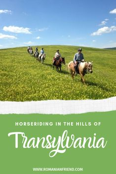 Book this trip to stay in a local, rustic guesthouse in Transylvania to explore the beautiful foothills of Transylvanian Alps and hills on horseback! World Travel Guide, Europe Travel Guide, Travel Guides, Travel Destinations, European Vacation, European Travel, Visit Romania, Hiking Tours, Travel Route