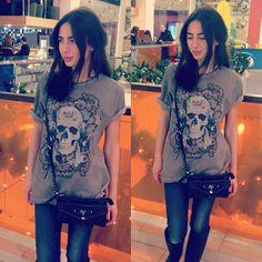 ♥skull shirt