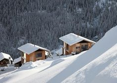 For Rent: A Ski Cabin by a World-Renowned Swiss Architect