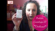 Pedido Catálogo 13 | Oriflame | Noelia Talero