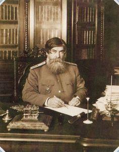 Владимир Михайлович Бехтерев, 1900-е годы, К. Булла: