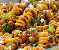 Dinner Recipes With Ground Beef Pasta _ Dinner Recipes With Ground Beef Healthy Ground Beef, Ground Beef Recipes For Dinner, Rice Recipes For Dinner, Dinner With Ground Beef, Pasta Recipes, Soup Recipes, Sausage Recipes, Turkey Recipes, Healthy Recipes