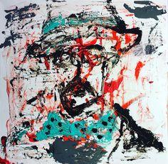 James Joyce and checkens