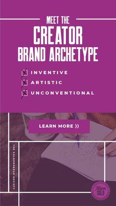 Jungian Archetypes, Brand Archetypes, Identity Branding, Business Branding, Brand Development Strategy, Brand Manifesto, Brand Marketing Strategy, Brand Purpose, Personality Profile