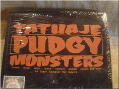 El Fumador Tatuaje Pudgy Monsters 2014 $95.00