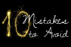Finish Your Sermon Strong: 10 Mistakes to Avoid by Peter Mead
