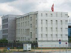 swiss embassy berlin diener diener - Google Search