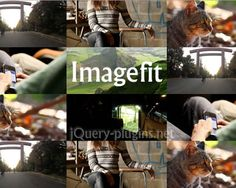Imagefit – jQuery Plugin to Make Images Fit Anywhere  #jQuery #responsive #image #fit #photo