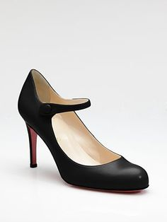 A perfect mary jane heel? Yes, please. #wishlist