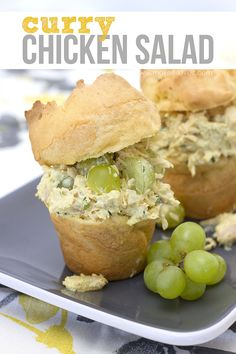 Curry Chicken Salad…nothing beats this stuff!