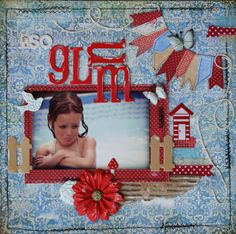 2013  FWAB Linda Thompson, Flourish, Scrapbook Layouts, Create, Projects, Room, Bling, Design, Home Decor