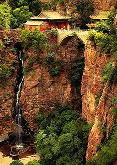 Lushan Mountain, China
