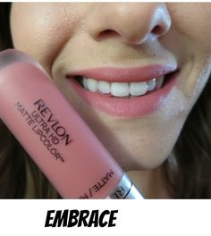 Revlon Ultra HD Matte Lipcolor Embrace