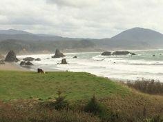 Battle Rock Oregon.