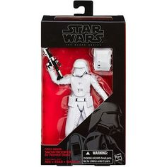 "Star Wars Episode VII Black Series - First Order Snowtrooper 6"" Action Figure"