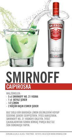 Smirnoff Caipiroska