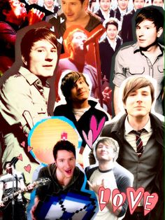 The many looks of Adam.