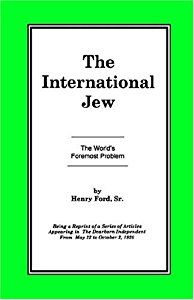 The International Jew Vol I: The World's Foremost Problem book by Henry Ford