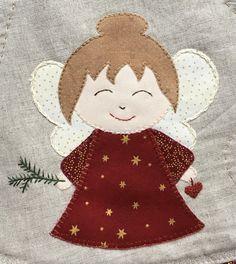 Engel fra Juledugen.