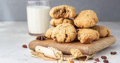 Bezlepkové sušienky zaromatickej pohánkovej múky si celkom určite zamilujete. Tofu, Vegan, Cookies, Basket, Diet, Crack Crackers, Biscuits, Cookie Recipes, Vegans
