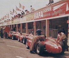 #Ferrari D50, French Grand Prix 1956