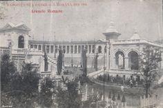arenele romane Mecca, Pavilion, Romania, Taj Mahal, Country, Painting, Travel, Beautiful, Dan