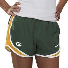 Green Bay Packers Toddler Home Run Shorts - Green