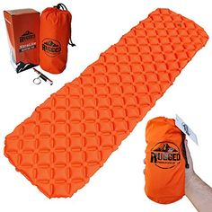 """4/"""" GSI Outdoors Sticker Decal Orange Backpacking Tent Air Pad Camping Hiking"""