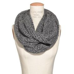 softest ribbed circle scarf / madewell