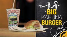 """""""Say what again! I dare you, motherfucker!"""" Celebrando essa icônica cena de Pulp Fiction, Teco e Beto fizeram o suculento burger Big Kahuna! Nem Jules Winnfield ficou indiferente a essa delícia! """"Hum, this is a tasty burger!"""""""