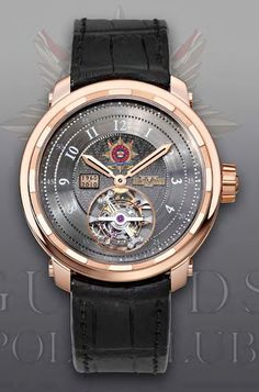 "DEWITT - Twenty-8-Eight Tourbillon ""Queen's Cup 1960-2010"". Новинки 2010"
