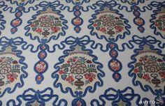 Английская ткань Lorenzo Rubelli для штор мебели