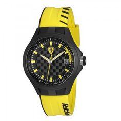 Herren Uhr Ferrari 0830126