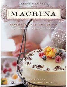 Macrina Bakery & café cookbook