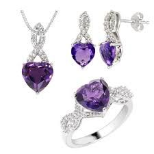 Image result for sapphire jewelry sets