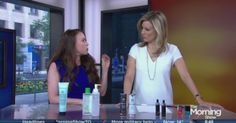 The celebrity secrets are out! The Morning Show reveals the hottest summer trends to getting red carpet ready, including Nerium Age-Defying Cream Optimera Formula!