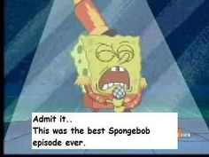 """Second best (next to the """"Sentence Enhancer"""" episode) but the band geek in me loves this one!"""