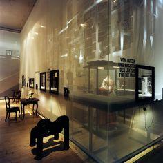 "MUSEUM AARGAU, Lenzburg Castle, ""Revolution through Information"" exhibition"