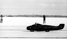 Just a Car Guy: New photos of Burt Munro and his first time at Bonneville have been found