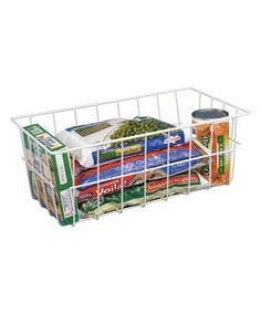 Storage Basket #zulily #zulilyfinds