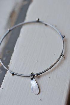 bee wing bracelet, sunny rising metal, etsy