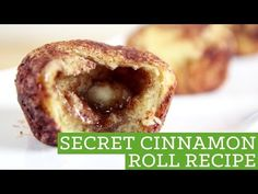 Quick Easy Cinnamon Rolls! SECRET RECIPE - Mind Over Munch - YouTube