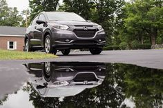 Rain or shine, the HR-V Crossover looks great on the road. So what are you waiting for? Take it for a spin.