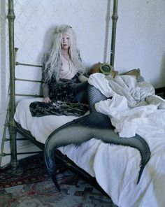 Fantasy | Magic | Fairytale | Surreal | Myths | Legends | Stories | Dreams | Adventures | Mermaid | Tim Walker Photography