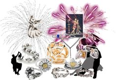 """""""Dance the New Year In~"""" by mytrollbeads on Polyvore"""