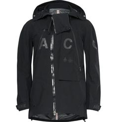 NIKE ACG Alpine GORE-TEX Hooded Jacket. #nike #cloth #coats and jackets
