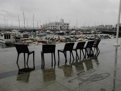 Miguel Angel, Spain, Mayo, Furniture, Home Decor, Rainy Days, Pretty, Chairs, Little Cottages