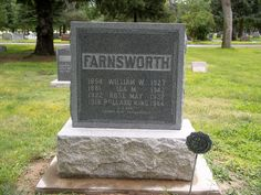 William Wright Farnsworth