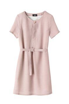 APC Silk urchin dress