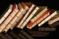 More handmade books....